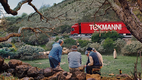 TOKMANNI, a Seven Islands Film Service Production on Gran Canaria