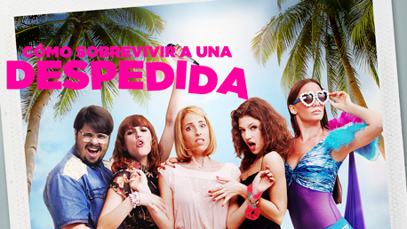Cómo sobrevivir a una despedida, a seven islands film service production on gran canaria