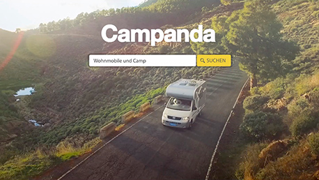 Campanda TVC, a Seven Islands Film Service Production on Gran Canaria